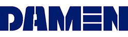 Логотип Damen Shipyards Group