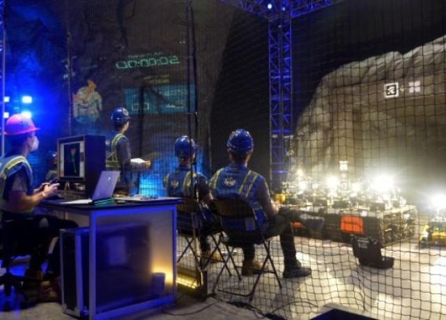 DARPA объявила итоги соревнований подземных роботов