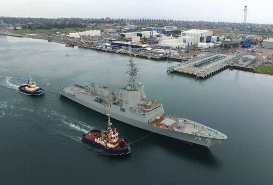 DDGH 39 Hobart