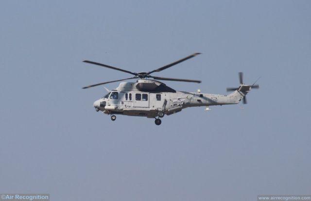 Демонстрационный полет KUH-1 Surion