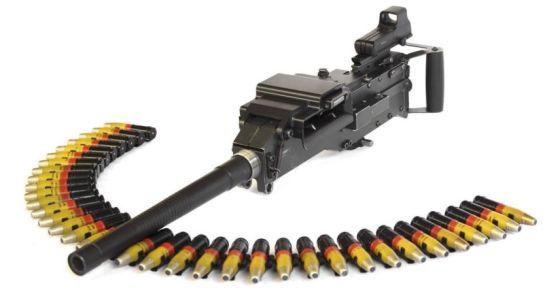 20-мм пушка Denel iNkunzi Strike