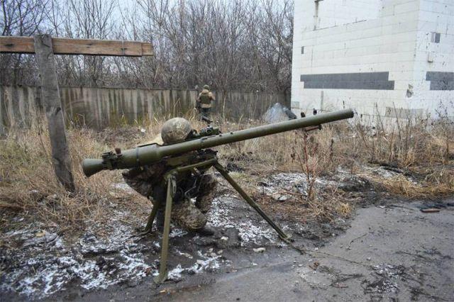 Военнослужащий ВС Украины
