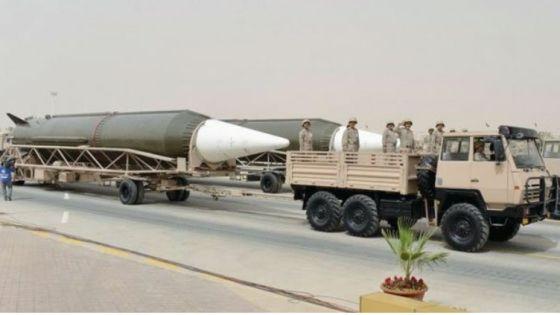Баллистические ракеты DF-3