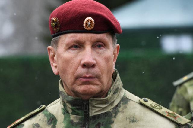 Директор Росгвардии генерал армии Виктор Золотов.