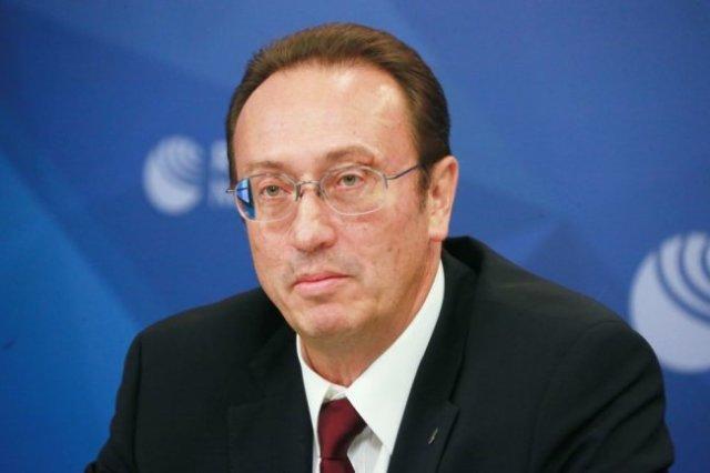 Директор Департамента по вопросам нераспространения и контроля над вооружениями МИД РФ Владимир Ермаков.