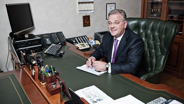 Директор Федеральной службы по военно-техническому сотрудничеству (ФСВТС) РФ Дмитрий Шугаев.