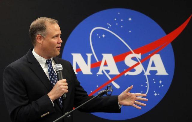 Директор NASA Джеймс Брайденстайн