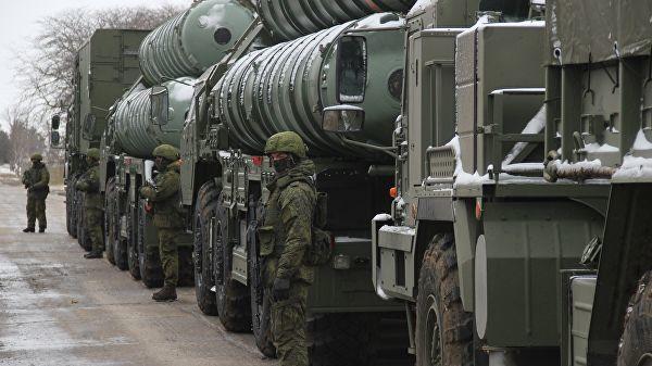 """Дивизион С-400 """"Триумф"""""""