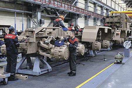 Для российской оборонки критически важно сотрудничество с белорусской промышленностью. Фото РИА Новости