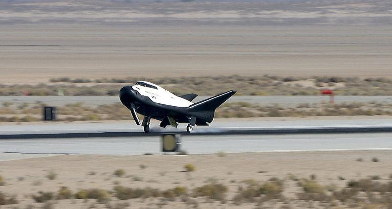 Многоразовый космический корабль Dream Chaser.