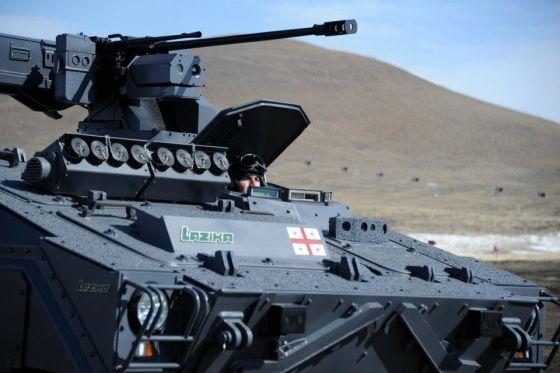 Боевой модуль DRWS-2