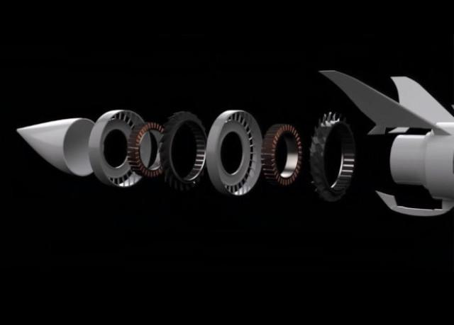 Двигатели лайнера A320 предложили заменить кольцевым электровентилятором