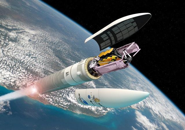 «Джеймс Уэбб» признали готовым к запуску в космос