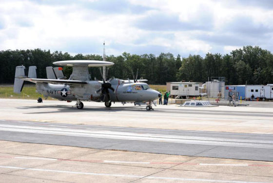 ДРЛО E-2D Advanced Hawkeye