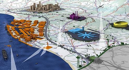 Предложение компании EADS по созданию системы контроля границы в Саудовской Аравии.