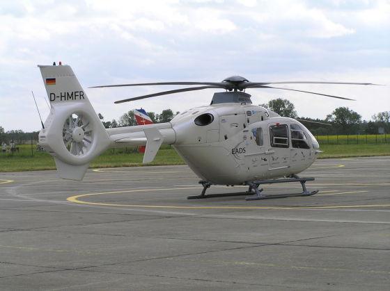 Вертолет EC-135T2