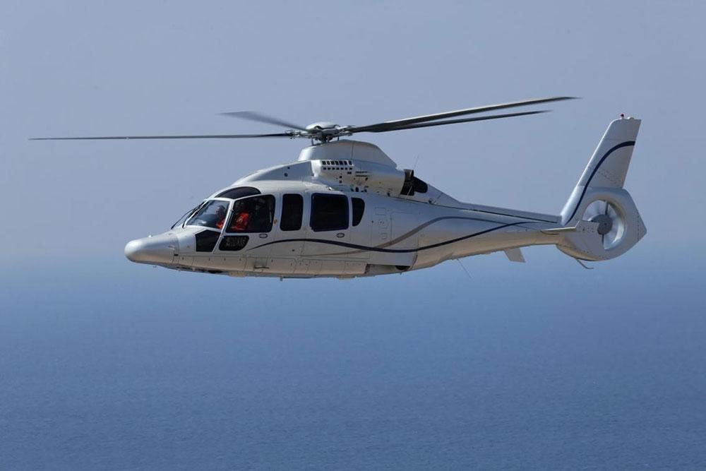 Вертолет Airbus Helicopters H155 (EC155).