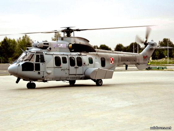 Вертолет Airbus Helicopters ЕС725