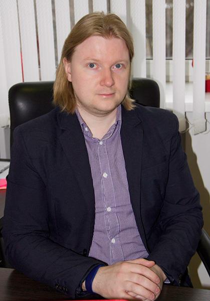 Ведущий научный сотрудник лаборатории №3 «ВИЛС» Дмитрий Егоров.