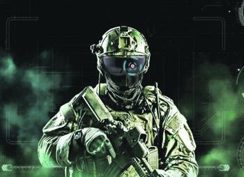 Экипировка американского солдата в ближайшем будущем. Фото с сайта www.army.mil