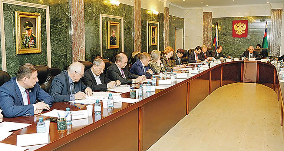 Экспертный совет ФАС в сфере ГОЗ России.