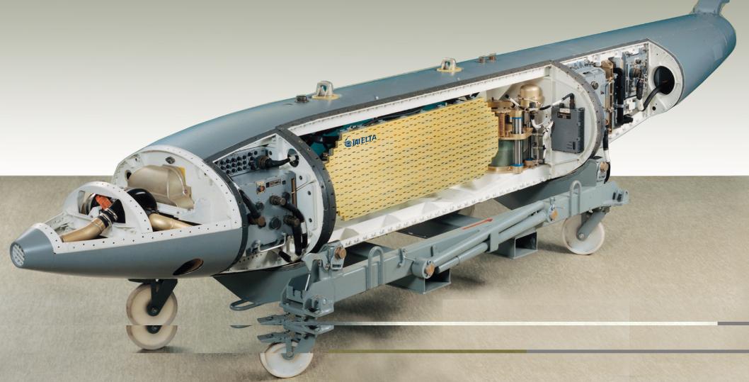 Подвесной контейнер EL/M-2060P с радаром с синтезированной апертурой (SAR)