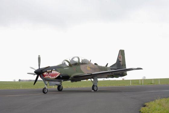Embraer EMB-314 (A-29) Super Tucano