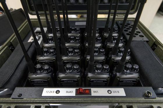 Носимые цифровые радиостанции