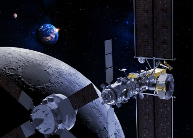 ESA выбрало компанию для создания модуля ESPRIT станции Lunar Gateway