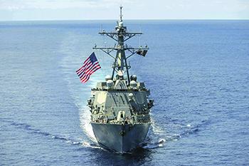 Эсминец «Орли Бёрк» последней модификации стоит примерно 1,8 миллиарда долларов. Фото с сайта www.mil.ru