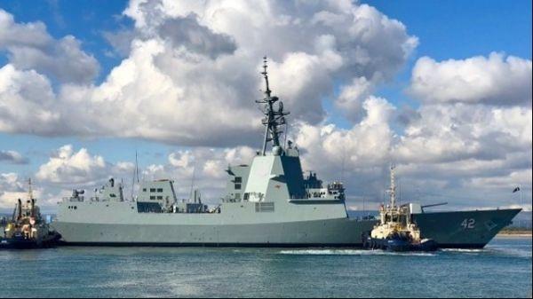 Эсминец HMAS Sydney.