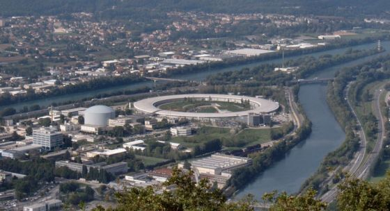 Европейский центр синхротронного излучения
