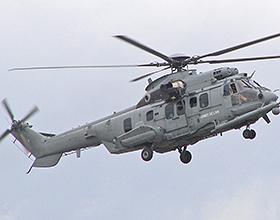 Многоцелевой вертолет EC725 Caracal.