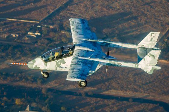 Самолет Paramount AHRLAC