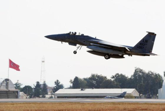 Истребитель F-15C