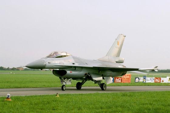 F-16 MLU
