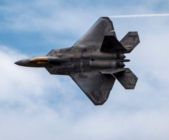 Самолет F-22 Raptor