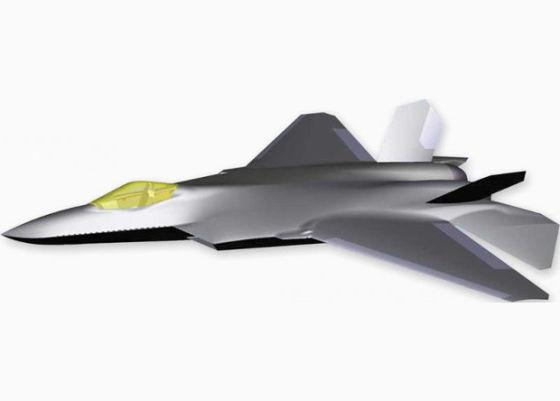Истребитель F-3