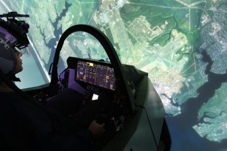 Тренажер F-35