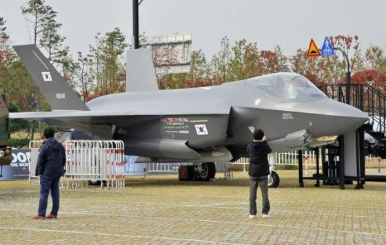 Модель F-35