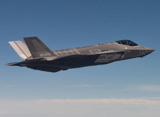 Lockheed Martin F-35А
