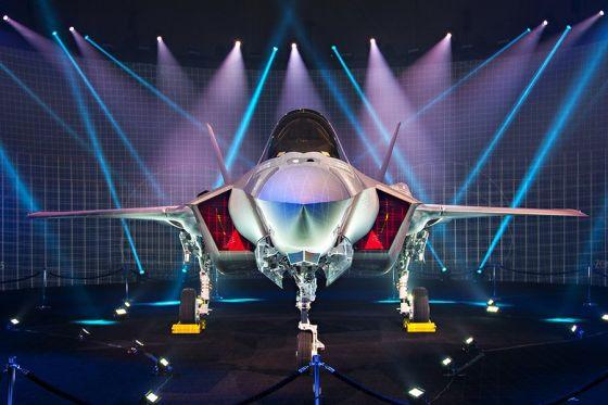 Истребитель F-35I