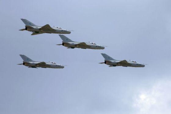 Истребители F-7G