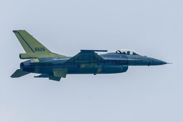 F-16V ВВС Тайваня