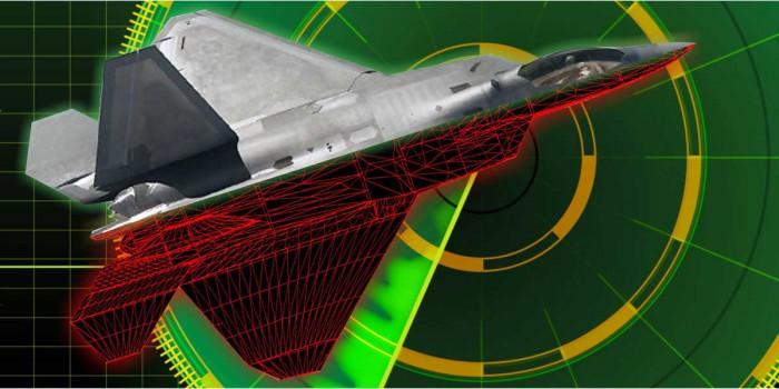Аэродинамика F-22.