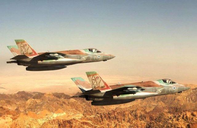 F-35I ВВС Израиля