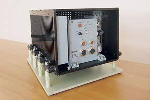 Приборный блок радиолокационной станции (РЛС) типа FA02 разработки ОАО «Корпорация «Фазотрон-НИИР».
