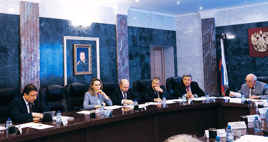 Экспертный совет Федеральной антимонопольной службы РФ.