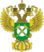 Эмблема Федеральной антимонопольной службы.