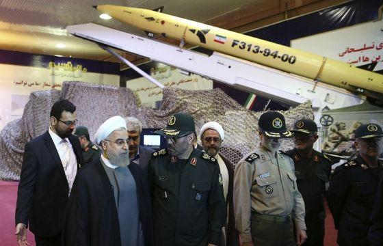 Ракета Fateh 313